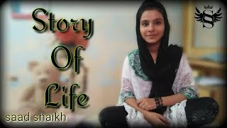 STORY OF LIFE ||by SAAD SHAIKH || FUNNY FELLOWZZZ ||please like share comments and Subscribe