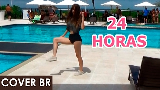 24 Horas Por Dia - Ludmilla dance cover by Black Shine (Coreografia cover)