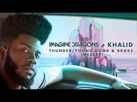 Imagine Dragons - Khaild Thunder/Young Dumb & Broke Medley (Oficcial Video)