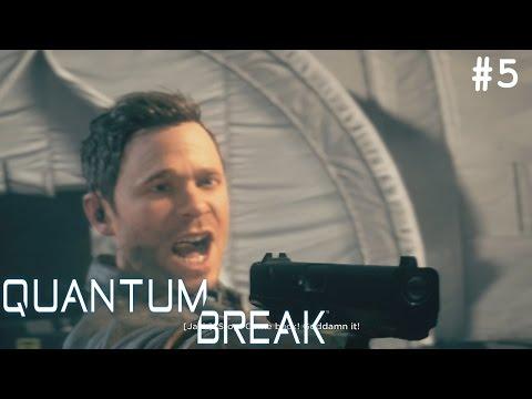 The Drydocks - Quantum Break Act II   Part 2 [#05]