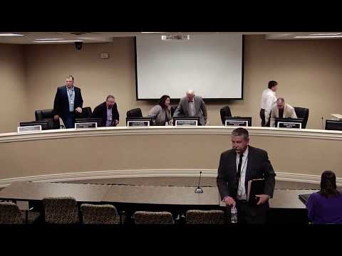 Board of Commissioners Work Session Part 2 - August 28th, 2018