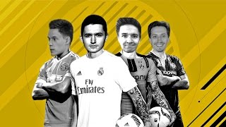 Финал  Кубка Лоусона 2016   FIFA и  Хлеб