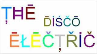 the electric disco - mixed by scott green