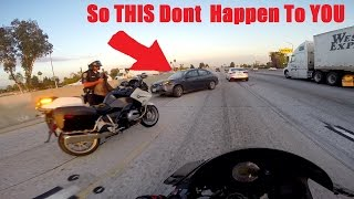 THIS Is Why ALL Motorcycles Should Be Able To Lane Split