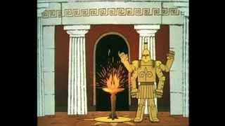 Прометей (Александра Снежко-Блоцкая, 1974), мультфильм