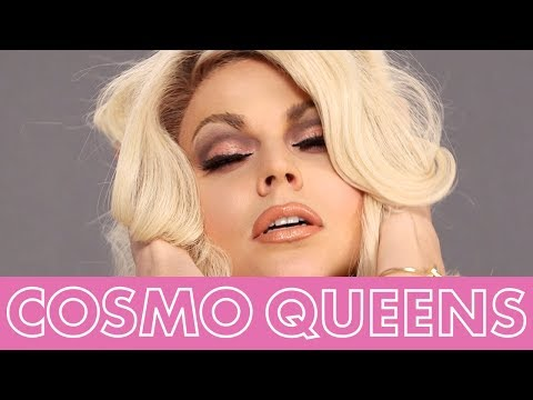 Download Youtube: Courtney Act Goes Full Glam | Cosmopolitan