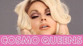 Courtney Act | COSMO Queens | Cosmopolitan
