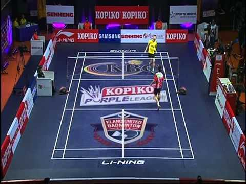 Kopiko Purple League Season 1 - 3/1/2015 2nd tie: Klang United BC vs Kepong BC