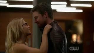 "Arrow 6x06 ""Oliver, Felicity & William"" Scene Season 6 Episode 6 HD ""Promises Kept"""