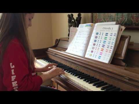 Giselle - Chords 1 (mega chord roll)
