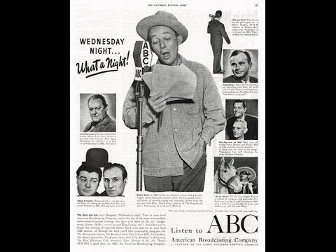 Philco Radio Time - w/Bing Crosby  -  Guest: Fred Allen  06/02/48  Old Time Radio Variety