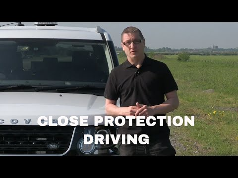 Specialist Operations Academy | Close Protection Driver Course | TheChauffeur.com
