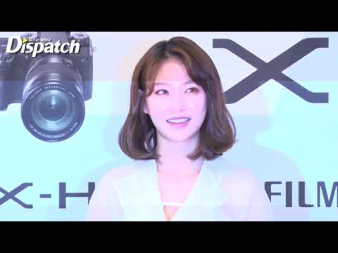 """She's adorable"" Like a blooming flower beauty. #Gong Seung-yeon [Korean wave]"