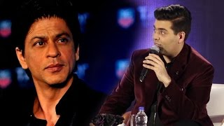 Karan Johar OPENS On His Relationship With Shahrukh Khan | An Unsuitable Boy Book Launch thumbnail