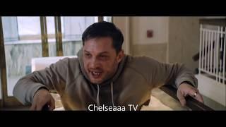 Venom movie scene Tom Hardy first experience of being Venom