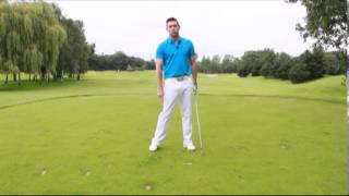 Hit down on your irons - Chris Ryan - Today
