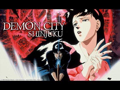 Download Demon City Shinjuku LEGENDADO PT-BR 1080p