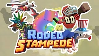 ALL ANIMALS UNLOCKED!! | Rodeo Stampede | Fan Choice Friday
