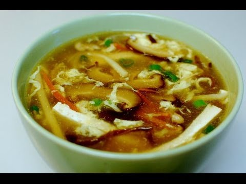 辣酸辣湯 Spicy Hot and Sour Soup: Authentic Chinese Cooking ...