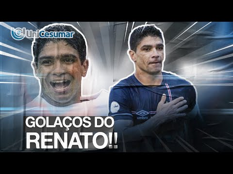 QUAL O GOL MAIS BONITO DO RENATO? | TOP UNICESUMAR 15