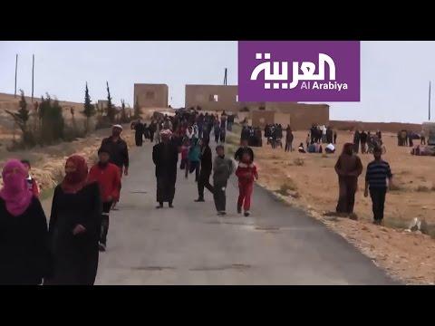 آلاف المدنيين يعيشون حصارا خانقا في الطبقة  - 17:20-2017 / 4 / 22