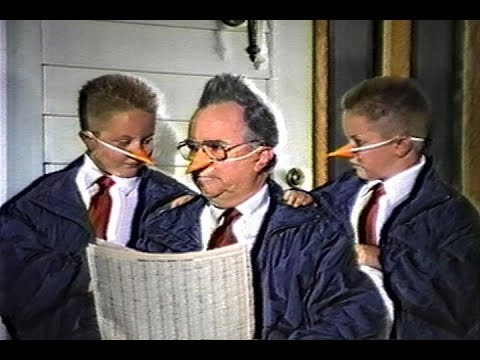 November 1995 The Hh Gregg Twins Are Serious About Early Bird