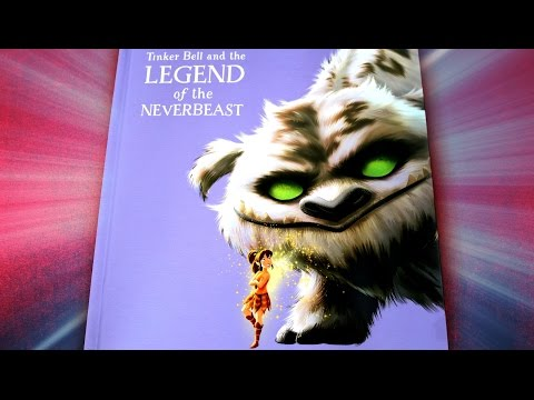 Tinkerbell and the Legend of the Neverbeast Read Aloud by JosieWose