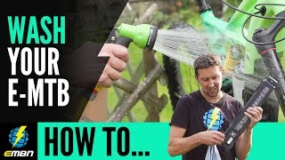 How To Clean An Electric Mountain Bike