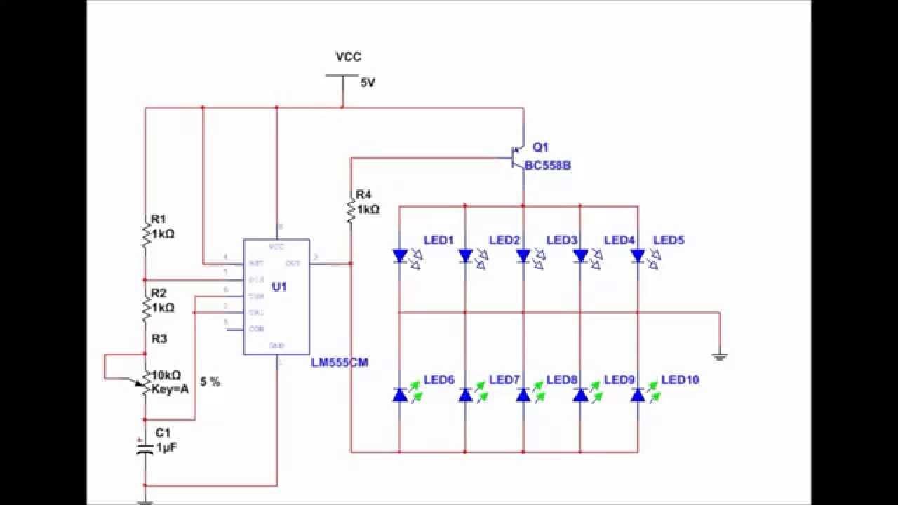 medium resolution of 12v flasher circuit diagram