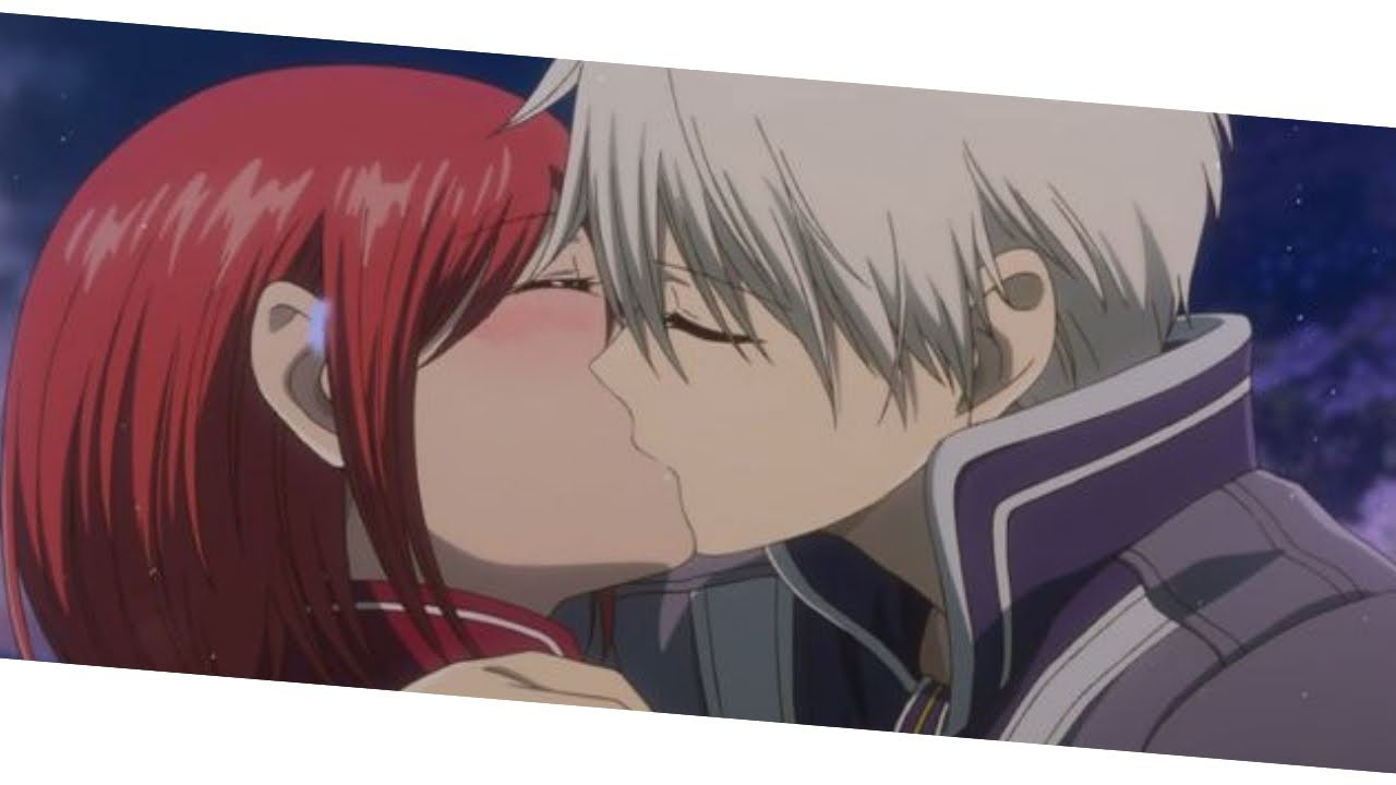 Anime Kiss Scene Part 2 Youtube