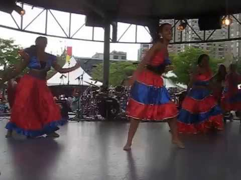 captivating haitian dance @ harbourfront