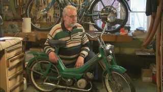 Mopedkungen - Hjorteds Mopedmuseum