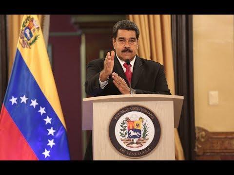 Palabras completa de Nicolás Maduro tras el atentado con drones en su contra el 4 agosto 2018