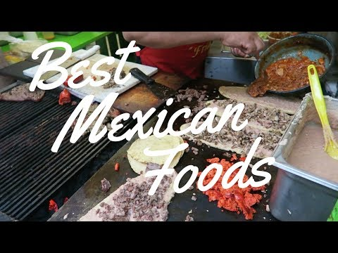 Guanajuato Mexico Travel Vlog Part 3: Some of the Best Mexican Foods