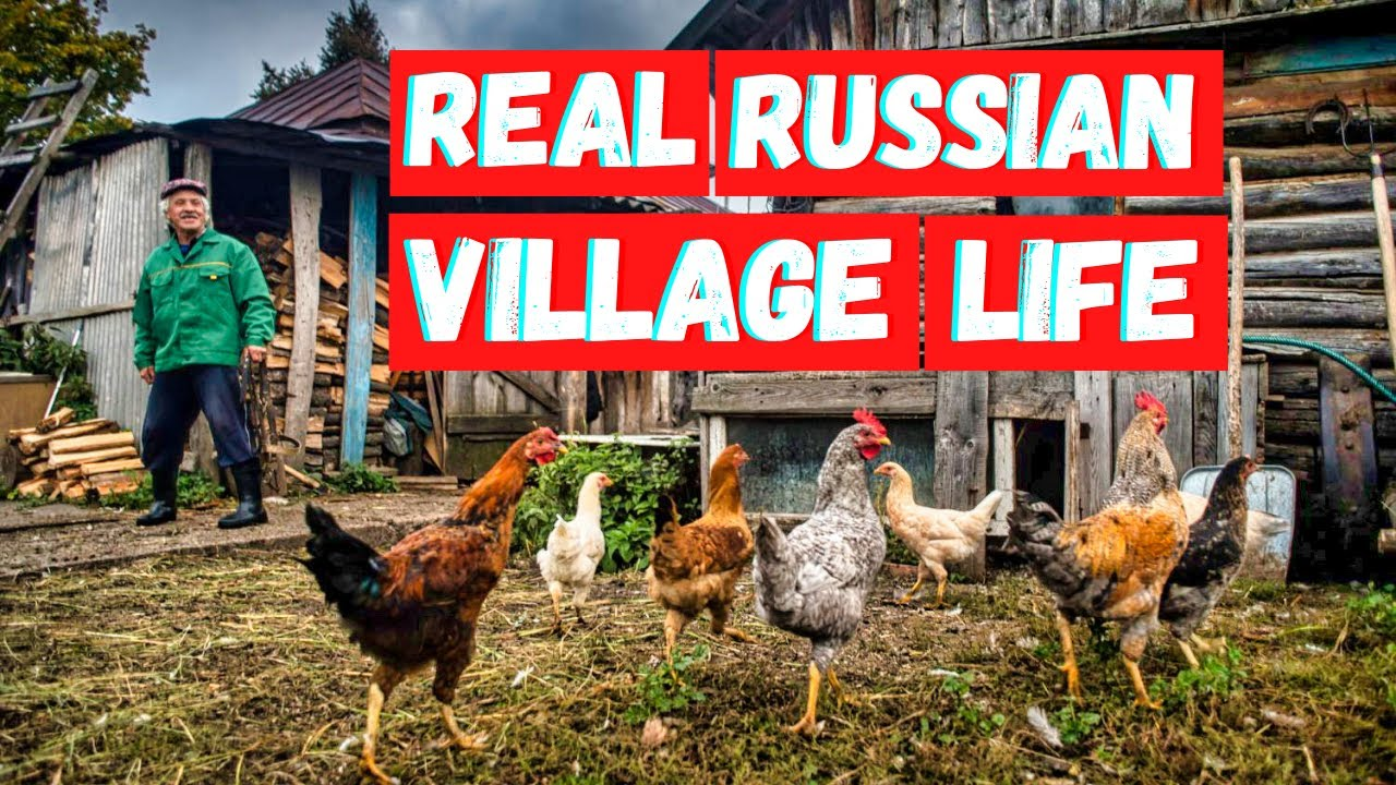Download Real Russian Countryside   Russian Village