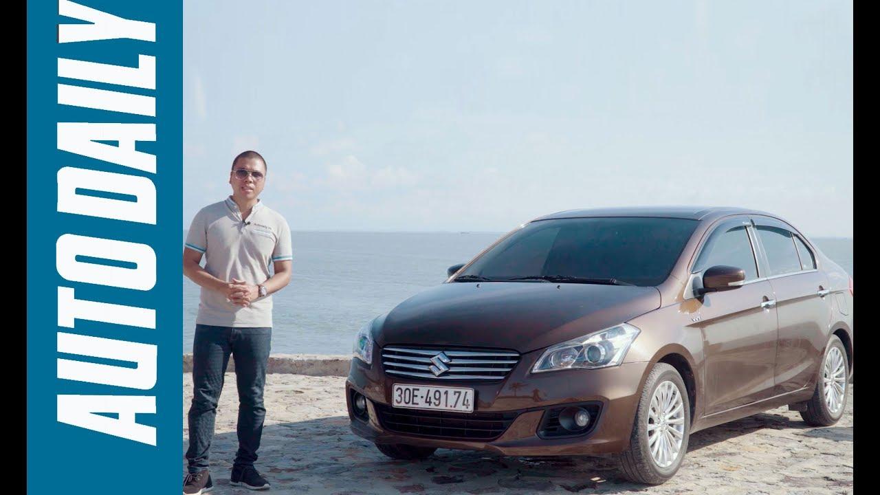 Đánh giá xe Suzuki Ciaz: Đối thủ đáng gờm của Toyota Vios |AUTODAILY.VN|
