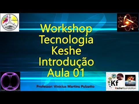 Workshop Tecnologia Keshe - Introdução - Aula 01
