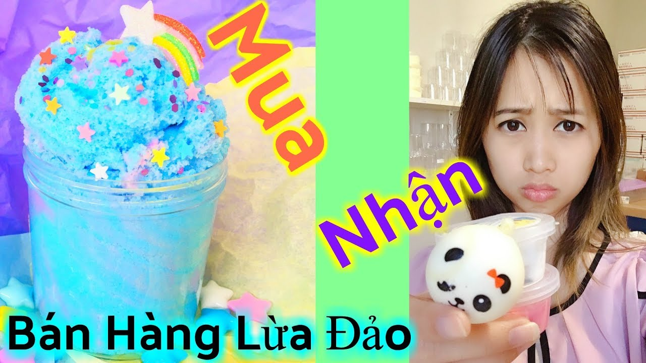 Bán Slime Lừa Đảo _ Life of a Slime Seller Scammer
