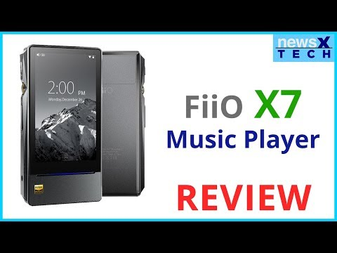 FiiO X7 Mark-II Android Based Music Player Review | Best Music Player | FiiO Music Player India 2018