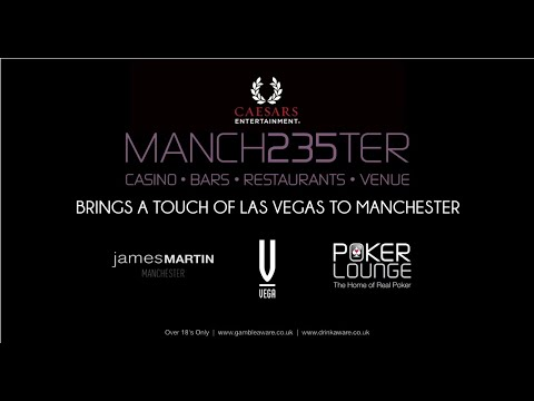 Manchester235 Casino – A Touch Of Las Vegas In Manchester