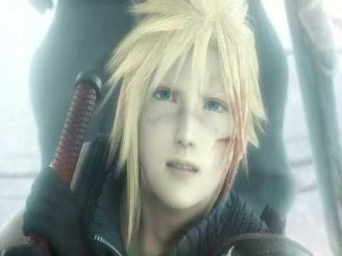 Cloud Strife - Dare You To Move (Final Fantasy VII: Advent Children)