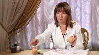 «Ручная работа». Техника яичное кракле (15.06.2016)