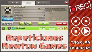 VOSOTROS PARTICIPAIS!! | Repes Newton Games | Clash of Clans en ESPAÑOL