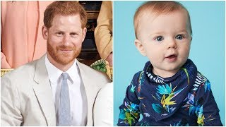 Archie Looks Strikingly similar to Prince harry in new Pictures.
