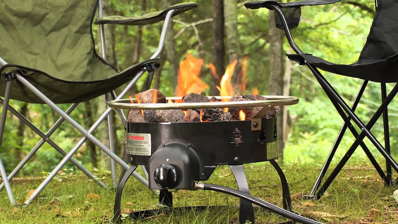 Camp Chef's Fire Pits - YouTube