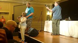 gay marriage proposal ellen mclain john lowrie still alive duet