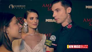 Video American Satan Premiere at Universal City Walk download MP3, 3GP, MP4, WEBM, AVI, FLV Oktober 2018