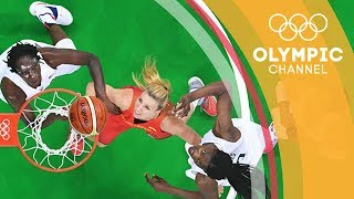 How to Get More Rebounds ft. Teresa Edwards | Olympians' Tips