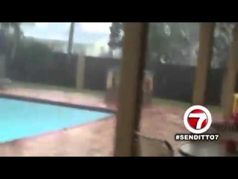 Tornado in COCONUT CREEK  -  Florida