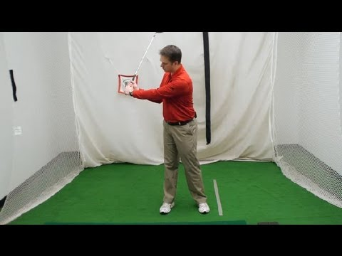Double Pendulum Golf Swing Technique : Golf Swing Tips
